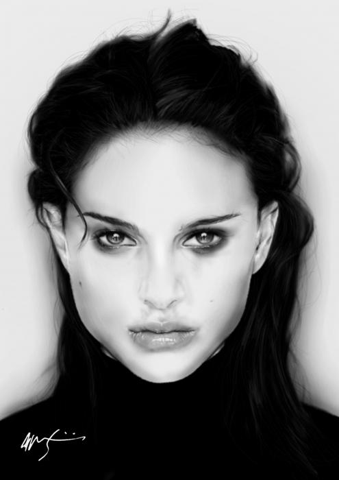 Natalie Portman par jonji
